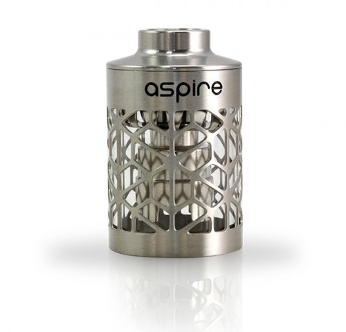 Aspire Atlantis Replacement tank with hollowed-out sleeve