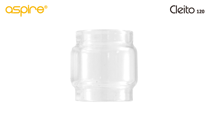 Aspire Cleito120 Extended Replacement Pyrex Glass Tube