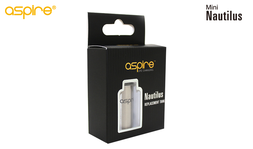 Aspire Nautilus Mini Replacement Tank with T Window Sleeve