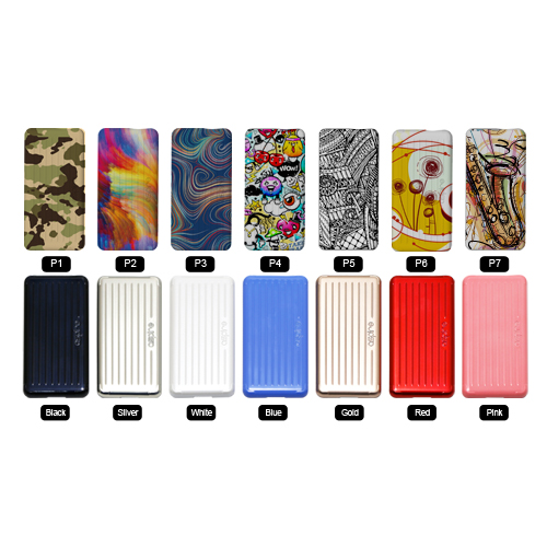 Aspire Puxos Mod Removable Side Panels