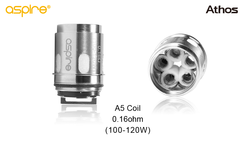 Aspire Athos replacement Atomizer