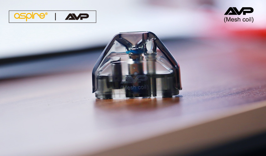 Aspire AVP Pod with Mesh Coil 2pcs