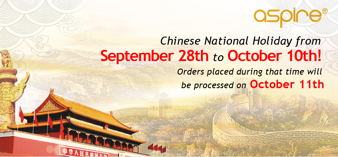 Chinese National Holiday