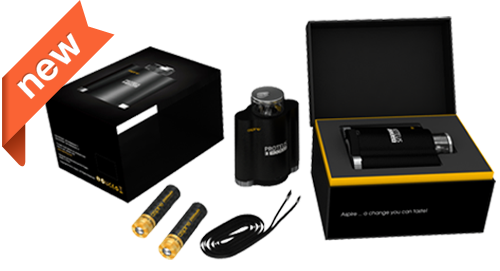 Aspire Proteus E-hookah : Aspire wholesale