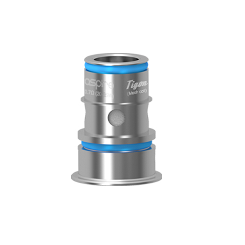 Aspire Tigon (Mesh Coil) Replacement Atomizer 0.7ohm 5pcs
