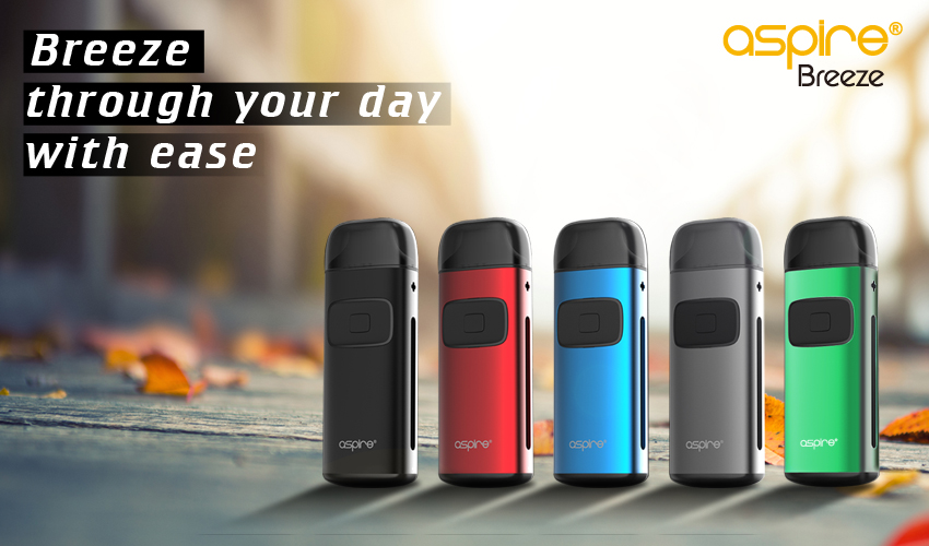 Aspire Breeze'i aramak